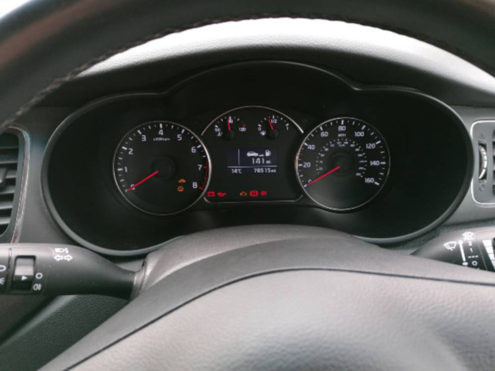 warning lights on dashboard to diagnose