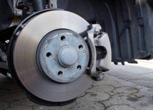 brake replacement brake disc, pads and caliper